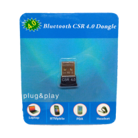 Adaptador Bluetooth USB CSR 4.0 Dongle