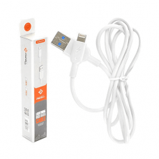 Cabo Usb Lightning 1m Branco Para Iphone Pmcell